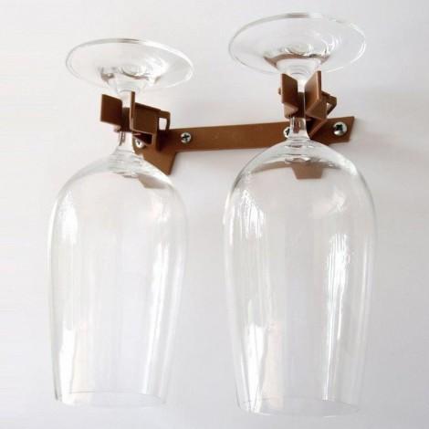 Dvojitý držák sklenic Megaklipp Standard