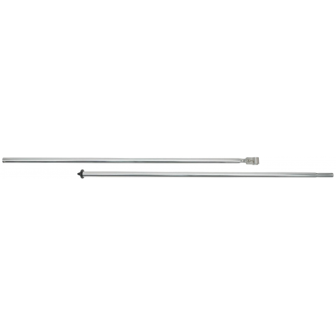 Stanová tyč Brunner Smartpole  - stojka ocel 25 mm