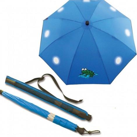 Trekingový deštník Swing liteflex kids modrý