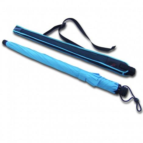Trekingový deštník Swing liteflex modrý