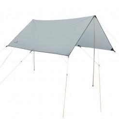 Sluneční střecha  Easy Camp Tarp 3 x 3 šedá