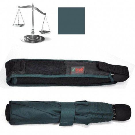 Outdoorový deštník Light Trek zelený