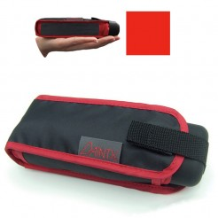 Cestovní deštník Dainty červený