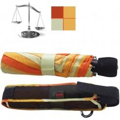 Outdoorový deštník Light Trek oranžovožlutý