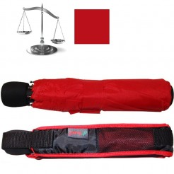 Outdoorový deštník Light Trek červený