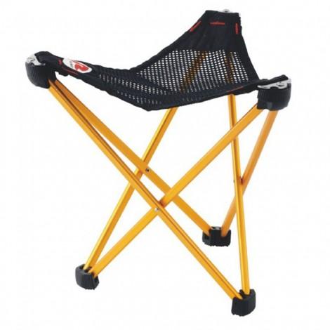 Stolička trojnohá Robens Geographic žlutá - výprodej
