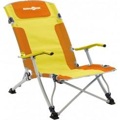 Plážové křeslo Brunner Bula XL oranžové