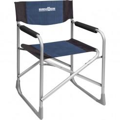 Skládací kempingová židle Brunner Captain modré