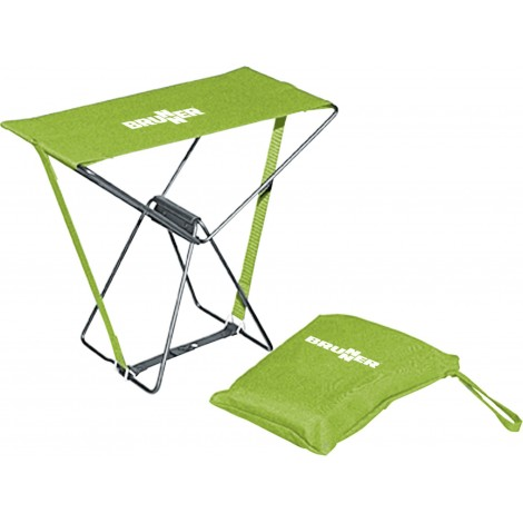 Skládací stolička Brunner Jolly zelená