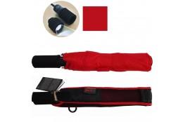 Outdoorový deštník Light Trek automatik flashlite červený