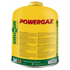 Plynová kartuše Brunner Powergaz 450 g