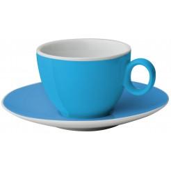 Hrnek Espresso Brunner modrý - set 2ks
