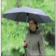 Deštník s integrovanou trekingovou holí Komperdell