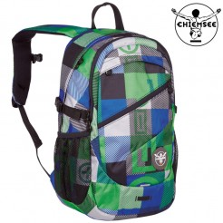 Batoh Techpack two 23 l square kelly blue