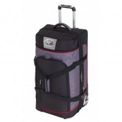 Cestovní taška Check.In Outbag Sports červená 89 l