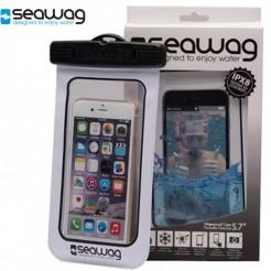 Vodotěsné pouzdro Seawag Smartphone bílé