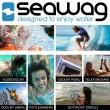 Vodotěsné pouzdro Seawag pro Smartphone  bílooranžové