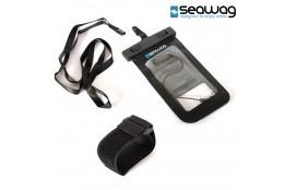 Vodotěsné pouzdro Seawag Smartphone na ruku černé