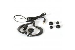 Vodotěsná sluchátka Seawag černá