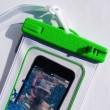 Vodotěsné pouzdro Seawag Smartphone bílé/zelené