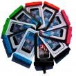 Vodotěsné pouzdro Seawag Smartphone černooranžové
