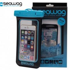 Vodotěsné pouzdro Seawag Smartphone černé/modré