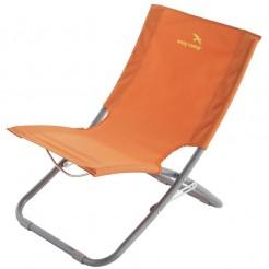 Plážové křeslo Easy Camp Wave oranžové