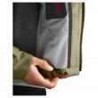 Dámská softshellová bunda Texapore moss green