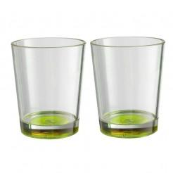 Sada sklenic Brunner Multiglas zelená 300 ml, 2 ks