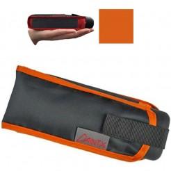 Cestovní deštník Dainty oranžový