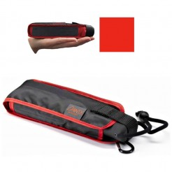 Cestovní deštník Dainty automatic červený