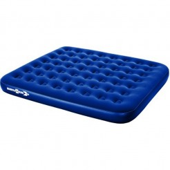 Nafukovací matrace Brunner Flair Double modrá