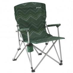 Skládací kempingová židle Outwell Spring Hills zelená