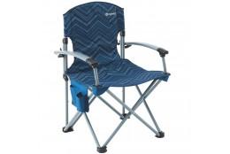 Skládací kempingová židle Outwell Fountain Hills modrá