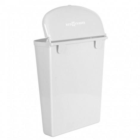 Odpadkový koš Brunner Pillar bílý