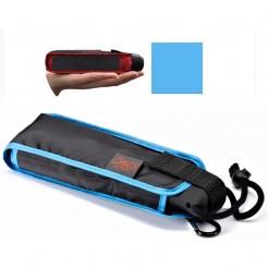 Cestovní deštník Dainty světle modrý