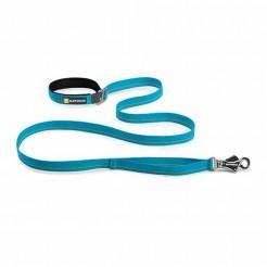 Vodítko pro psa Flat Out Leash modré
