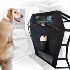 Zábrana pro psa do auta