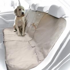 Deka pro psy do auta Bench béžová