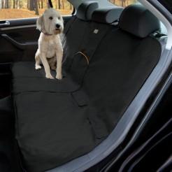 Deka pro psy do auta Bench černá