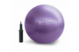 Gymnastický míč Gaiam Total Balance 55 cm