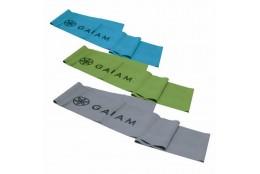 Popruhy na cvičení Gaiam Restore strength & Flexibility