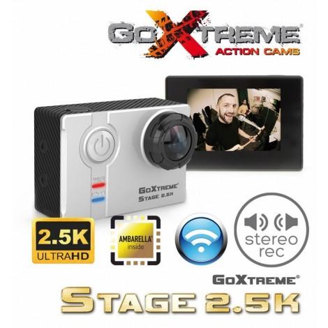 Outdoorová kamera GoXtreme Stage 2.5 K