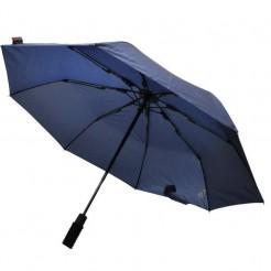 Outdoorový deštník Light Trek automatik flashlite modrý