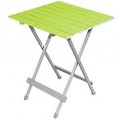 Kempingový stolek Brunner Twist XL zelený