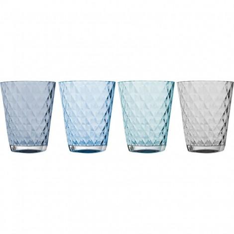 Sada sklenic Brunner Diamond 300 ml,  4 ks