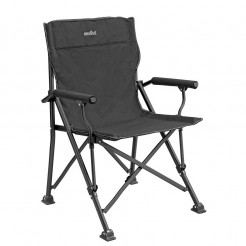 Skládací kempingová židle Brunner Cruiser černá
