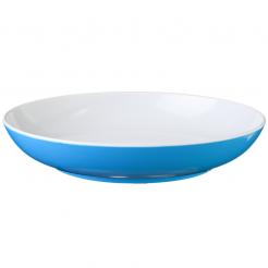 Hluboký talíř Brunner Spectrum modrý 21cm