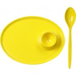 Talířek na vajíčko Brunner Coco