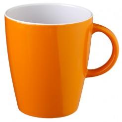 Hrnek Brunner oranžový
